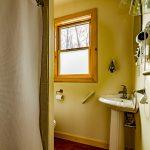 Bathroom in Cabin B