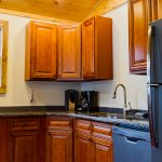 Cabin B Fully Equipped Kitchen