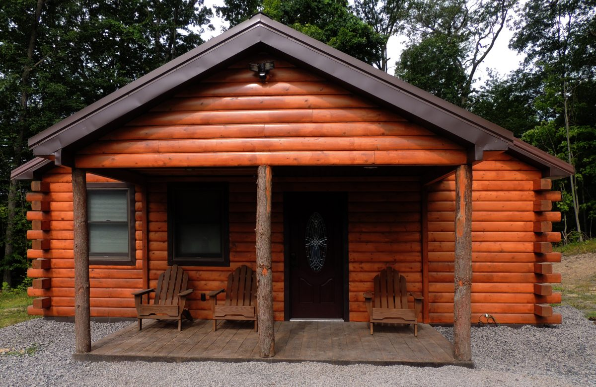 Accommodations Cabin A Cayuga Lake Cabins