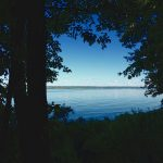 Finger Lakes View from the shore
