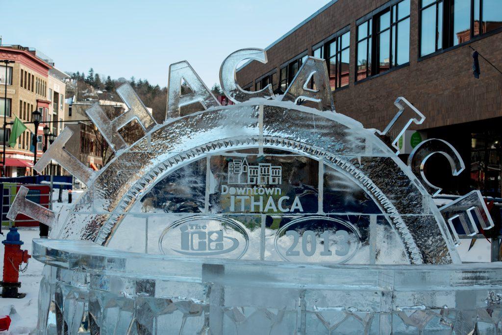 Ithaca Ice Festival