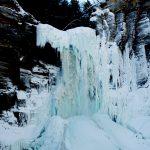 Taughannock in Winter