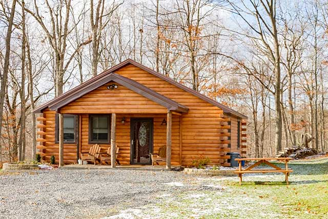 December is Merrier at Cayuga Lake Cabins